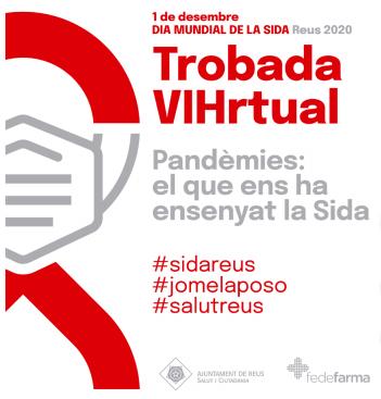 Actes per commemorar el Dia Mundial de la Sida a Reus