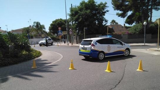 La Policia Local de Cambrils identifica un conductor amb un permís fals de la República… de Macedònia