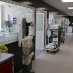 L'Hospital Joan XXIII obre una nova unitat d'intensius amb capacitat per a 8 pacients, dotada per atendre crítics