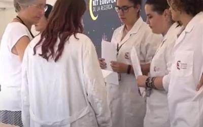 Arrenca la Nit Europea de la Recerca amb més de 60 activitats de divulgació científica