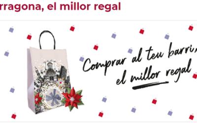 L'encesa dels llums de Nadal aquest divendres donarà inici a la campanya 'Tarragona, el millor regal'