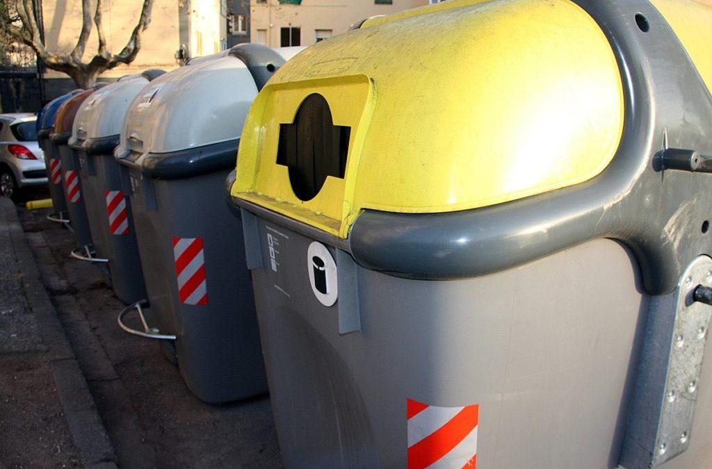 Residus: la Unió Europea demana als ajuntaments que es posin les piles