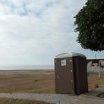 L'Ajuntament de Cambrils instal·la sis lavabos públics a les platges ila vila