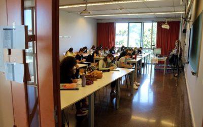 La URV combinarà les classes presencials i telemàtiques per als alumnes de primer curs