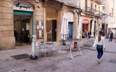 El sector de la restauració de Tarragona reclama l'aixecament del confinament perimetral per reactivar els negocis