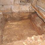 L'Ajuntament de Tarragona vol fer visitables les restes trobades de la cantonada del Fòrum Provincial