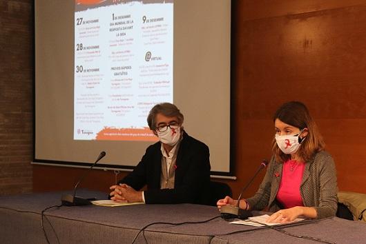 Disminueix un 25% les persones diagnosticades de VIH al Camp de Tarragona els darrers anys