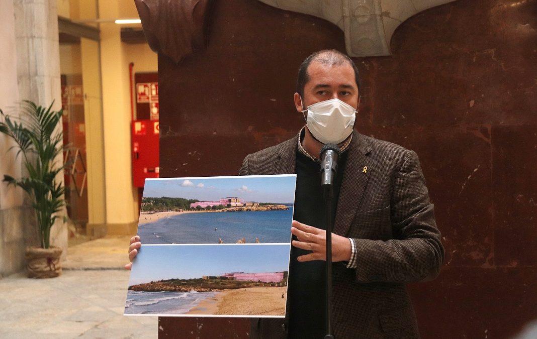 L'Ajuntament de Tarragona descarta fer un hotel a la Savinosa i obre la porta a enderrocar el preventori