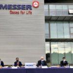 Detinguts el president de l'AEQT i cinc directius més de Messer i Carburos Metálicos