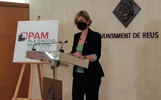 El 74% de les accions previstes al PAM a Reus, en procés d'execució