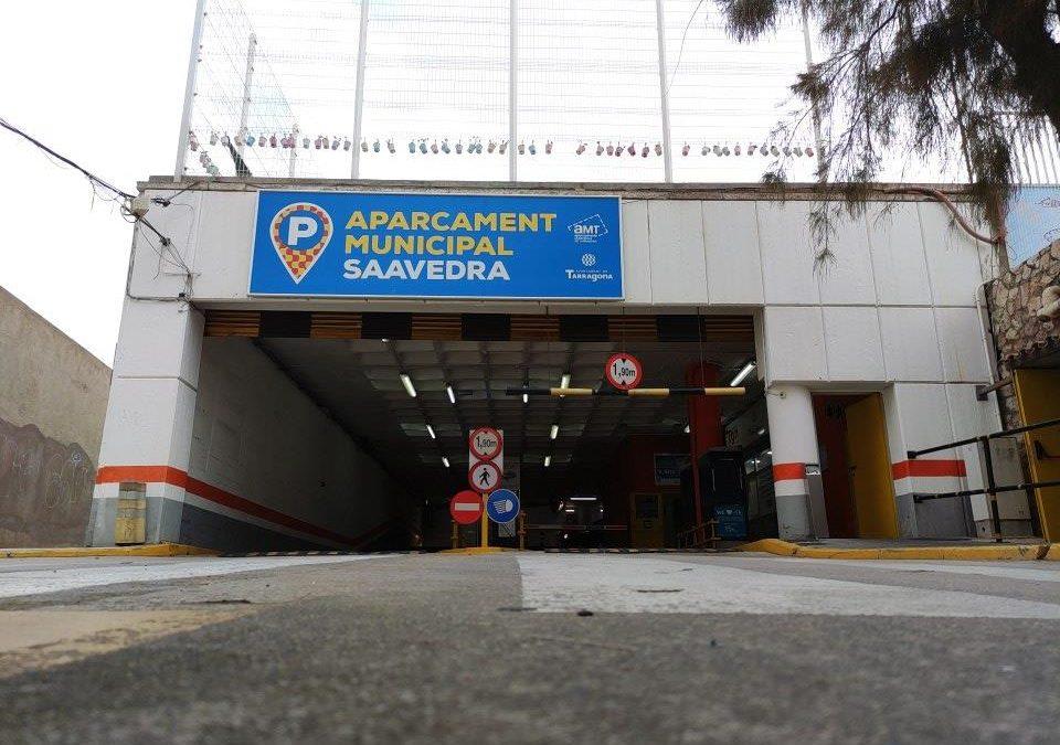 Els aparcaments municipals rebaixen el preu màxim d'estacionament a 4,50 euros al dia