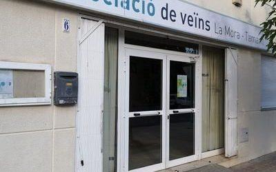 El president de l'AV de La Móra-Tamarit esclata i considera «indecent» que es vulgui barrejar el pla de millores amb la creació de l'EMD