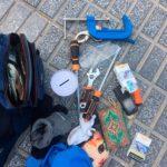 Els Mossos detenen tres croates a la Pineda que acabaven de robar en un pis de Reus