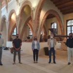 L'Ajuntament i la Cooperativa de Cambrils signen l'acord per la compra de l'antic celler