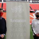 Acord del Nàstic amb la Fundació Rosa Maria Vivar i el Centre Terapèutic per a l'Alzheimer