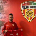 El CF Pobla de Mafumet empata a 1 contra la UE Castelldefels