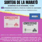 Montbrió s'adapta als temps i canvia el Bingo de La Marató per un sorteig en col·laboracio amb el comerç local