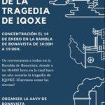 Els veïns de Bonavista es mobilitzen per 'fer sonar les sirenes' el primer aniversari de l'explosió d'IQOXE