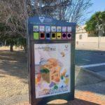 Perafort fomenta la recollida de residus petits instal·lant dues minideixalleries