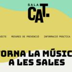 Tarragona i Reus presents a Sala Cat, la bombona d'oxigen dissenyada entre la patronal i Cultura per estimular el teixit musical català