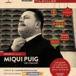 Miqui Puig &ACP protagonitzen el 'Vermut Sonor al Catllar'