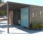 Salut instal·larà 16 mòduls de suport per a l'activitat COVID en centres d'atenció primària del Camp de Tarragona