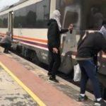 Dos menors detinguts a la Selva del Camp per pintar vagons de tren i difondre l'acció a les xarxes
