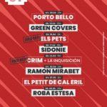 Sala Tarragona surt del congelador i reprograma el cicle de concerts entre abril i maig