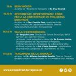 Europe Direct Tarragona organitza un seminari sobre els ajuts de la UE als municipis