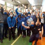 Els treballadors d'Indústries Teixidó de Riudecols es reparteixen prop de 200 MEUR de la grossa