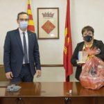 La rectora de la URV destaca el compromís de Constantí amb la Universitat en el Pregó de Festa Major