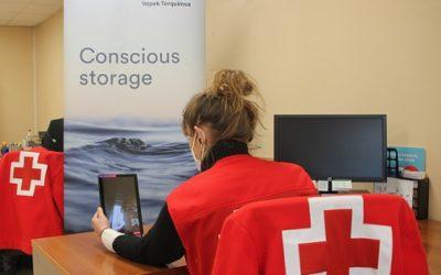 Vopak Terquimsa ajuda Creu Roja Tarragona a reduir la bretxa digital