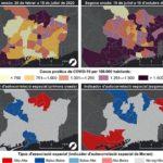 Un estudi de la URV afirma que els factors socioeconòmics, demogràfics i urbanístics condicionen la propagació de la Covid-19