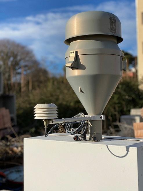 El Morell instal·la captadors per mesurar la qualitat de l'aire