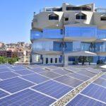 El Port Tarragona produirà amb energia solar el 26% del consum elèctric del Moll de Costa