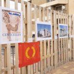 La Plaça de les Escoles Velles de Constantí acull l'exposició 'Re-descobrint Centcelles'