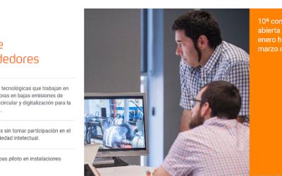 Fundación Repsol llança la 10ena convocatòria de la seva acceleradora per a startups d'energia