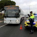 Els Mossos despleguen controls a les carreteres per garantir el confinament municipal