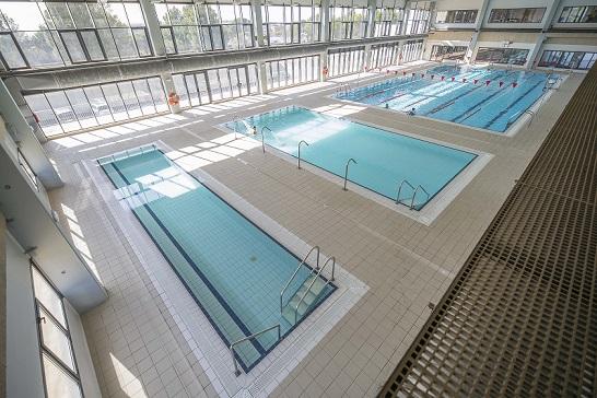 Vandellòs i l'Hospitalet de l'Infant mantindrà oberta la Piscina Municipal Coberta i les pistes de raqueta a partir del 7 de gener