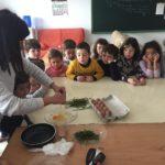 Els escolars de La Secuita només mengen productes de proximitat, carn halal i fets al moment