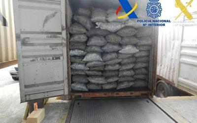 Desarticulen una organització criminal dedicada al tràfic internacional de cocaïna que operava des de Tarragona