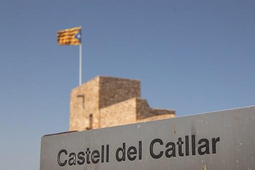 Cs reclama a la Junta Electoral que faci retirar 'la simbologia partidista' de la façana de l'ajuntament del Morell i del castell del Catllar