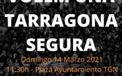 Recuperemos Nuestros Barrios convoca una manifestació el 14-M davant l'Ajuntament reclamant major seguretat