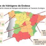 Endesa contempla invertir 181 MEUR en un projecte d'hidrogen verd a la demarcació de Tarragona