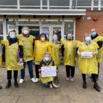 Treballadors de l'ABS de Móra reivindiquen més inversió en la sanitat pública a l'hora d'anar a votar