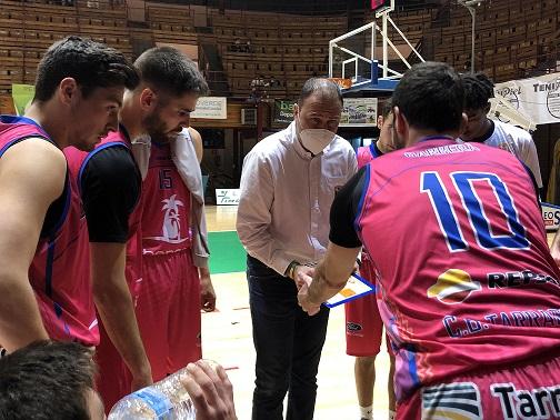 Dura derrota del CBT al camp de l'Albacete (80-62) i Berni admet que l'equip està tocat