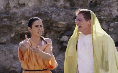 Fermí Fernàndez defensarà aquest diumenge Tarraco a la final de 'Batalla monumental' de TV3