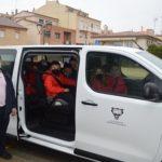 L'Ajuntament de Perafort adquireix un vehicle elèctric per al trasllat d'alumnes a l'escola