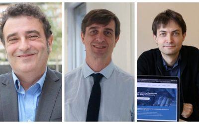 Els investigadors Àngel Martínez, Jordi Miró i David Sánchez reben la distinció ICREA Acadèmia 2020