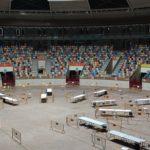 La Tàrraco Arena Plaça es converteix en seu electoral excepcional en temps de Covid-19